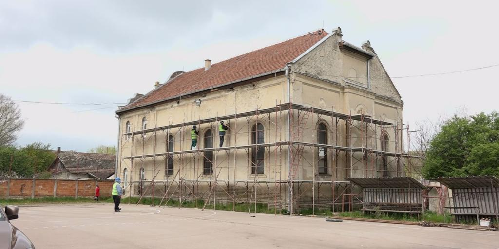 Teljesen megújul a kis zsinagóga Zentán
