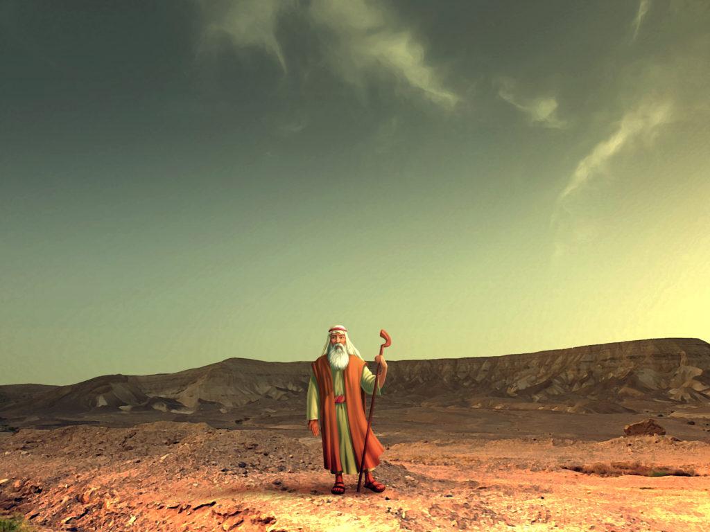 A mi őseink vonultak ki Egyiptomból