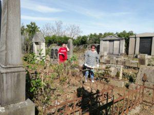 Elkészült a tapolcai izraelita temető kerítése