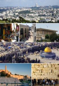 Egész héten a Jeruzsálem napot ünneplik