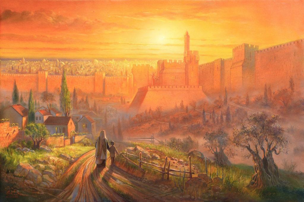 Arany Jeruzsálem
