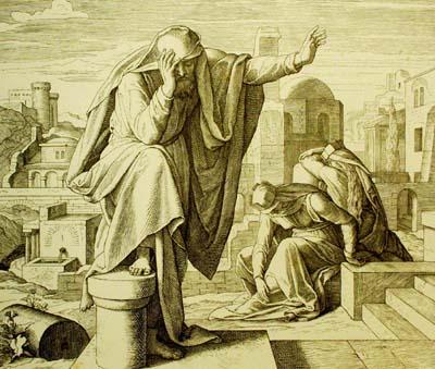 Jeruzsálem pusztulásának végnapjai