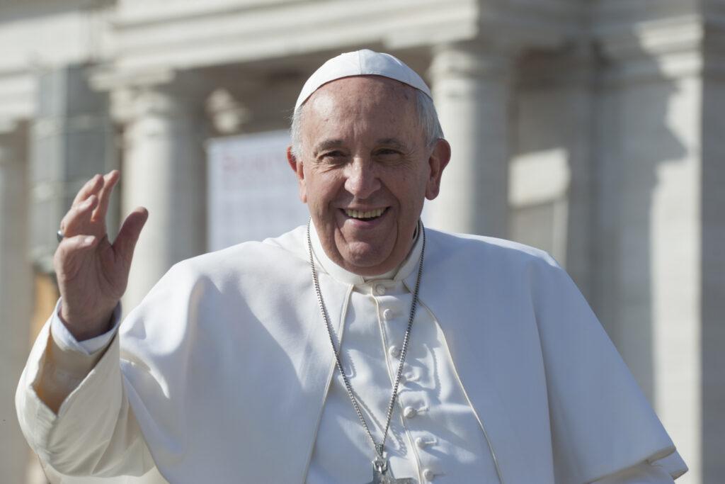 Egy gazdag személyes kapcsolat — Francesco a pápa
