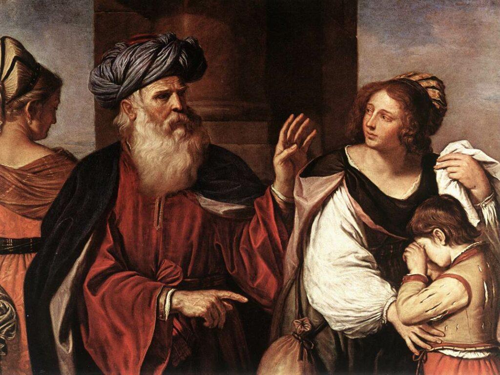 Noé és Ábrahám